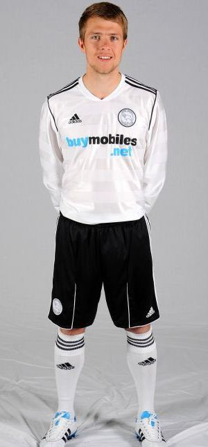 New Derby County Kit 11-12