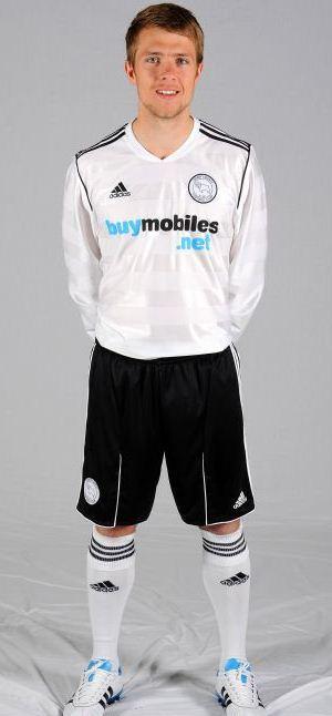 Adidas New Derby County Kit 11 12 Home Football Kit News