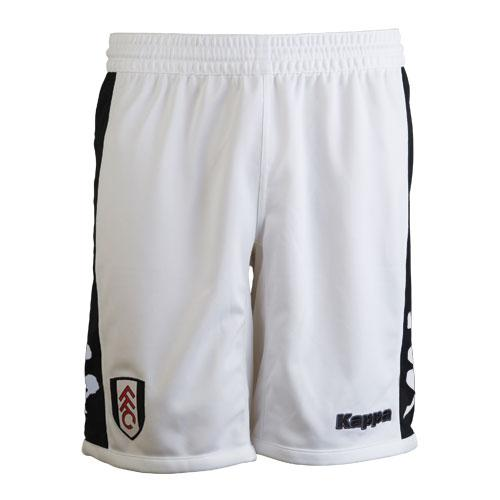 New Fulham Kit Shorts 2011-12