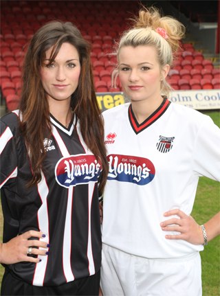 New Grimsby Town Kit 11-12
