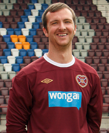 New Heart of Midlothian Top 2011
