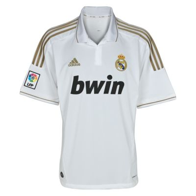 New Home Real Madrid Shirt 2011-2012