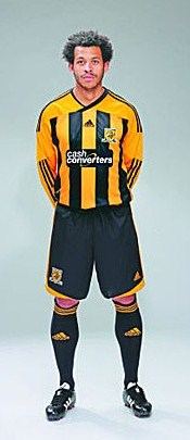 New Hull City Home Kit 11-12