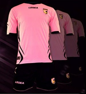 New Palermo Home Kit 11-12 Legea