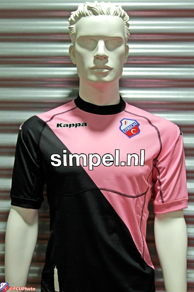 New Pink Kappa Utrecht Kit  Away 11-12