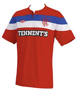 New Rangers Away Top 11-12