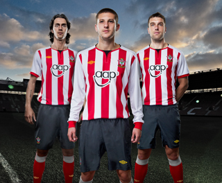 New Southampton Home Kit 11-12