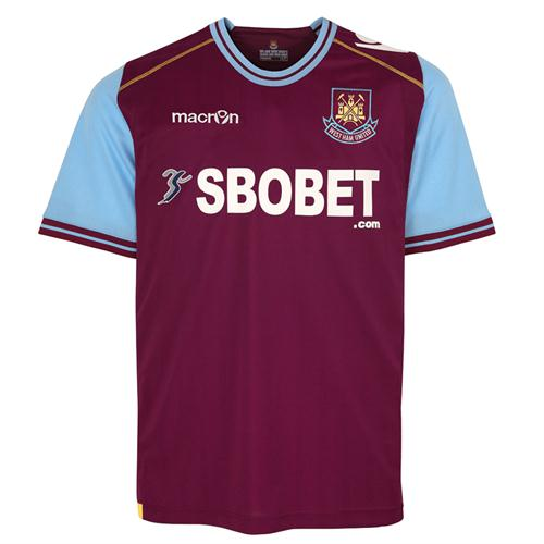New West Ham Kit 11-12 Macron