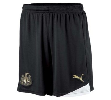 Newcastle 3rd Kit 2011 shorts
