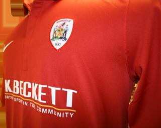 Nike Barnsley Shirt 2011-12