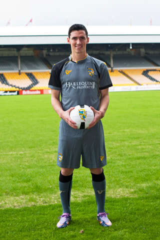 Port Vale Away Kit 2011-12