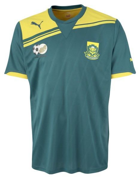 Puma New South Africa Jersey 2011-2012