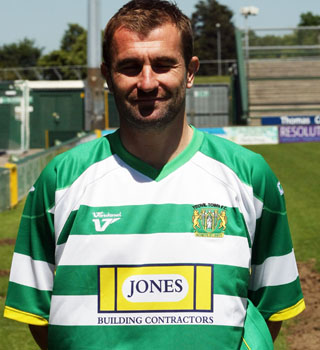 Vandanel Yeovil Town Home Kit 2011-12