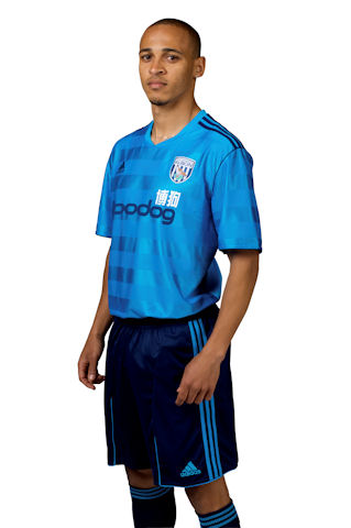 West Bromwich Albion Bodog Kit 2011-12