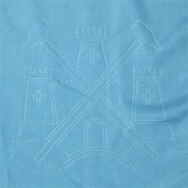 West Ham Away Shirt 2011-12 Castle Motif