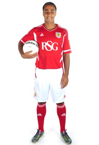 Bristol City Home Kit 11-12