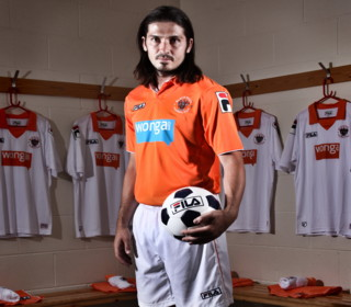 Djordjic FILA Blackpool Kit 2011 2012