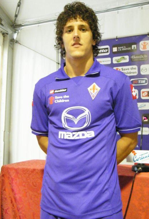 Jovetic Fiorentina Jersey 2011
