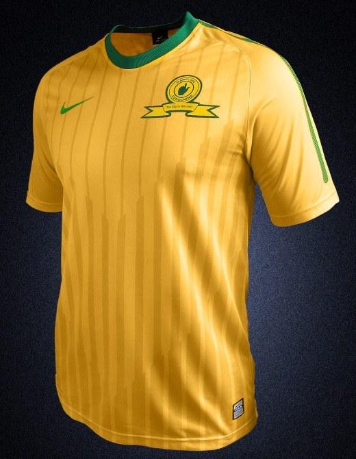 Mamelodi Sundowns New Kit Nike 2011
