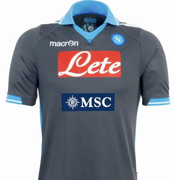 Napoli Away Kit 11-12