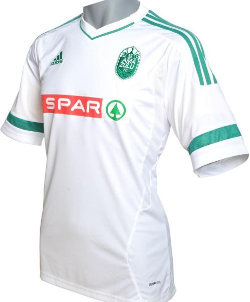 New Amazulu FC Jersey 2011