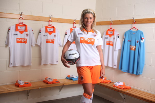 New Blackpool Away Kit 2011 2012 Fila Football Kit News