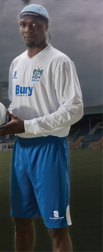New Bury Home Kit 11-12