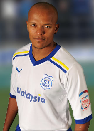 New Cardiff City Away Kit 11-12