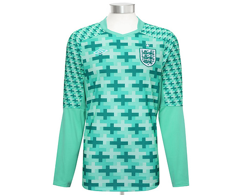 New England Goalkeeper Kit 2012