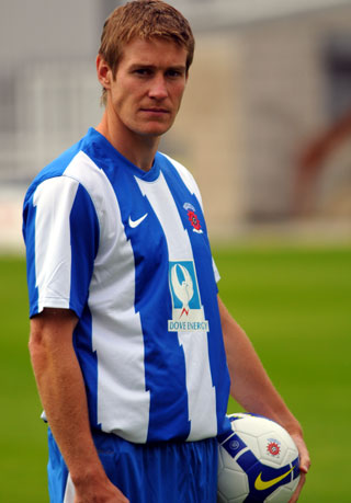 New Hartlepool United Kit 11-12