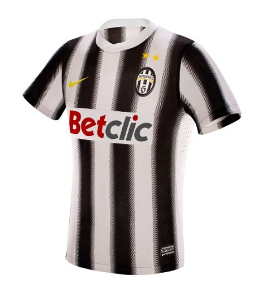 New Juventus Jersey 2011 Home