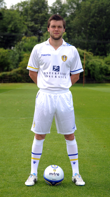 Enterprise Insurance New Leeds United Shirt 11-12