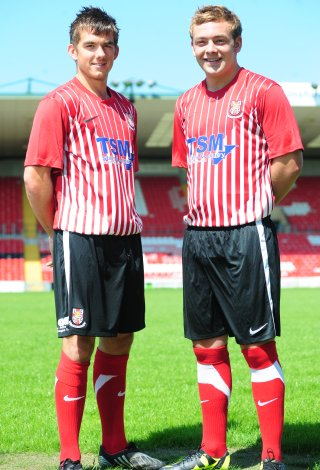 New Lincoln City Home Kit 11-12