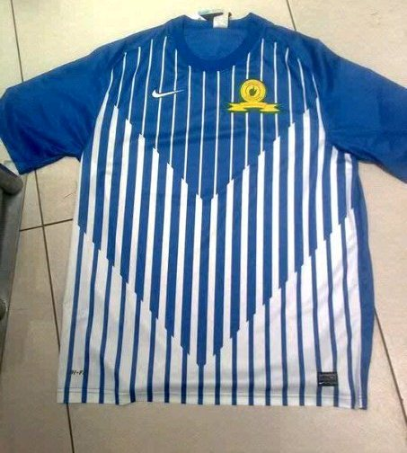 New Mamelodi Sundowns Away Jersey 2011-2012