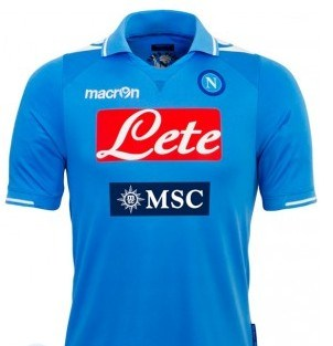 New Napoli Kit 11-12 Home