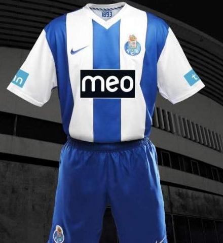 New Porto Home Kit 11-12