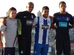 New Porto Jersey 11-12 Home Away