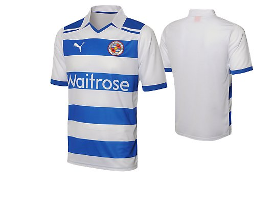 New Reading Home Kit 11-12 Puma