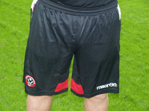 New Sheff Utd Kit Shorts 11-12