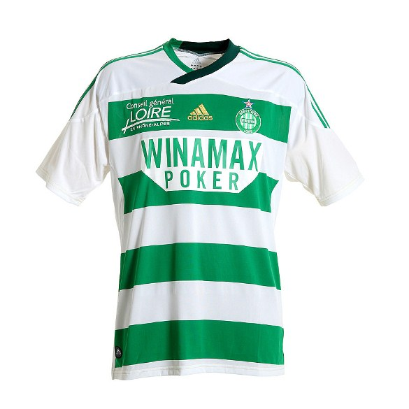 New St.Etienne Kit 11-12