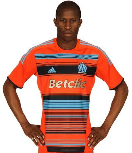 Orange Marseille Kit 11-12