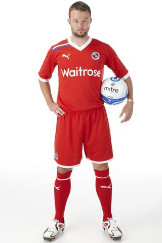 Puma Reading Away Shirt 2011
