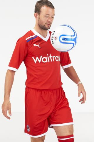 Red Reading Away Kit 11-12