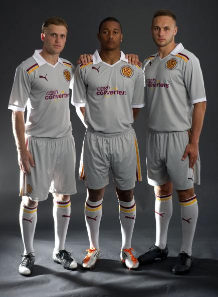 Silver Motherwell Kit 11-12