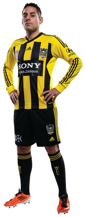 New Adidas Wellington Phoenix Jersey 2011