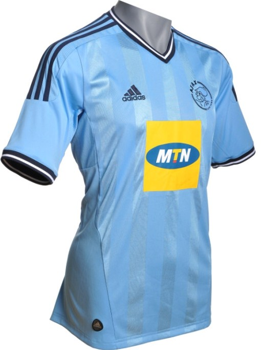 New Ajax Cape Town Kit 11-12 Away