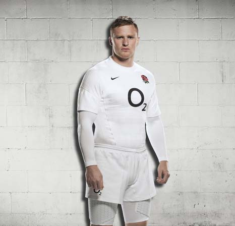 New England Rugby Shirt 2012