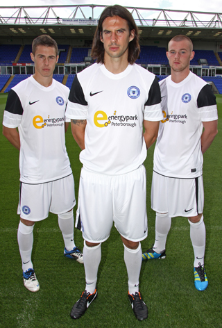New Posh Third Kit 11-12