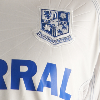 Tranmere Rovers New Home Shirt