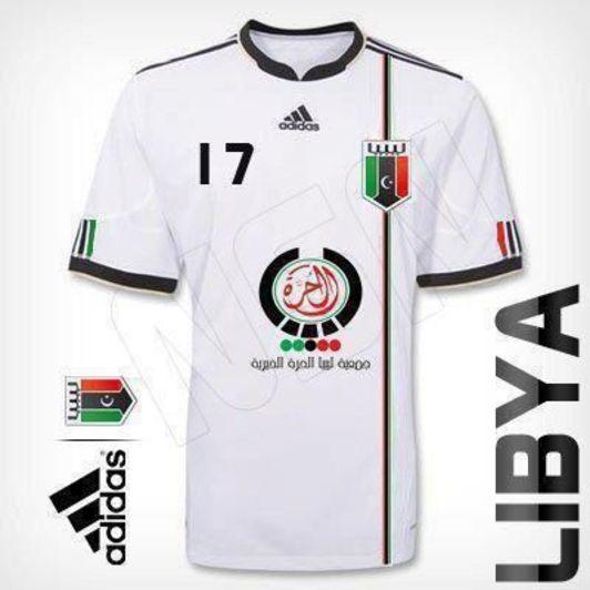 Adidas Libya Kit 2011